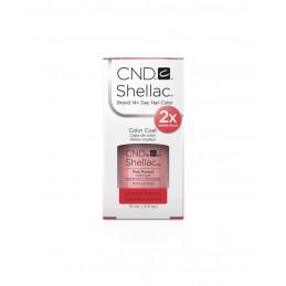 Shellac nail polish - PINK PURSUIT