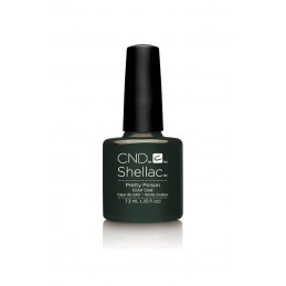 Shellac nail polish - PRETTY POISON